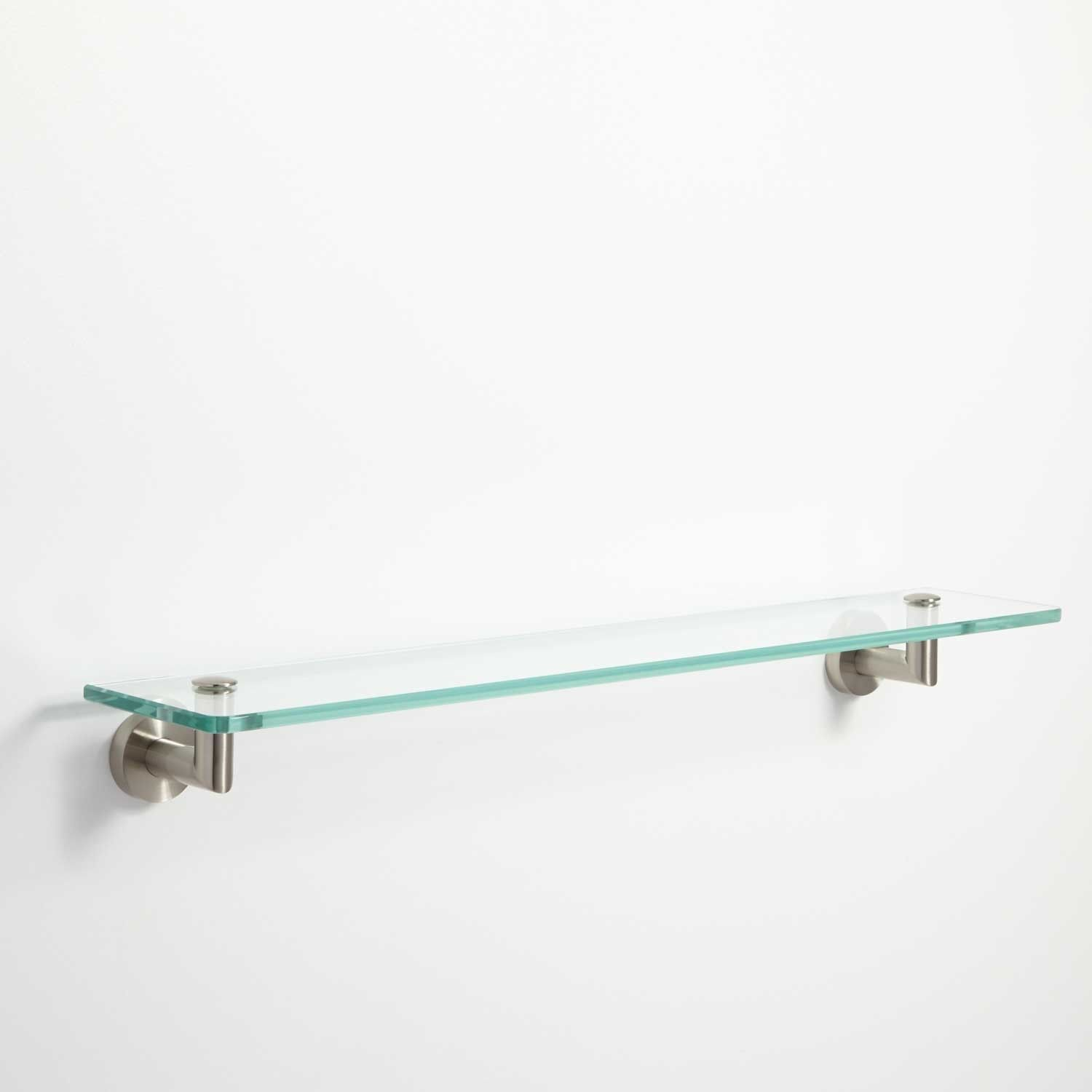 Superieur Bristow Tempered Glass Shelf   Bathroom