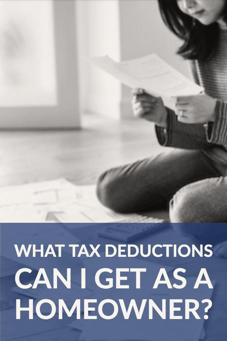 Mortgage interest and tax deductions for homeowners home