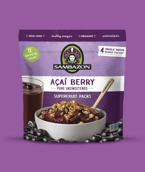 A 231 A 237 Berry Superfruit Pack Pure Unsweetened S N A C K