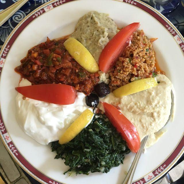 Turkish Lunch In Nyc Beyoglu Boston Restaurants Food