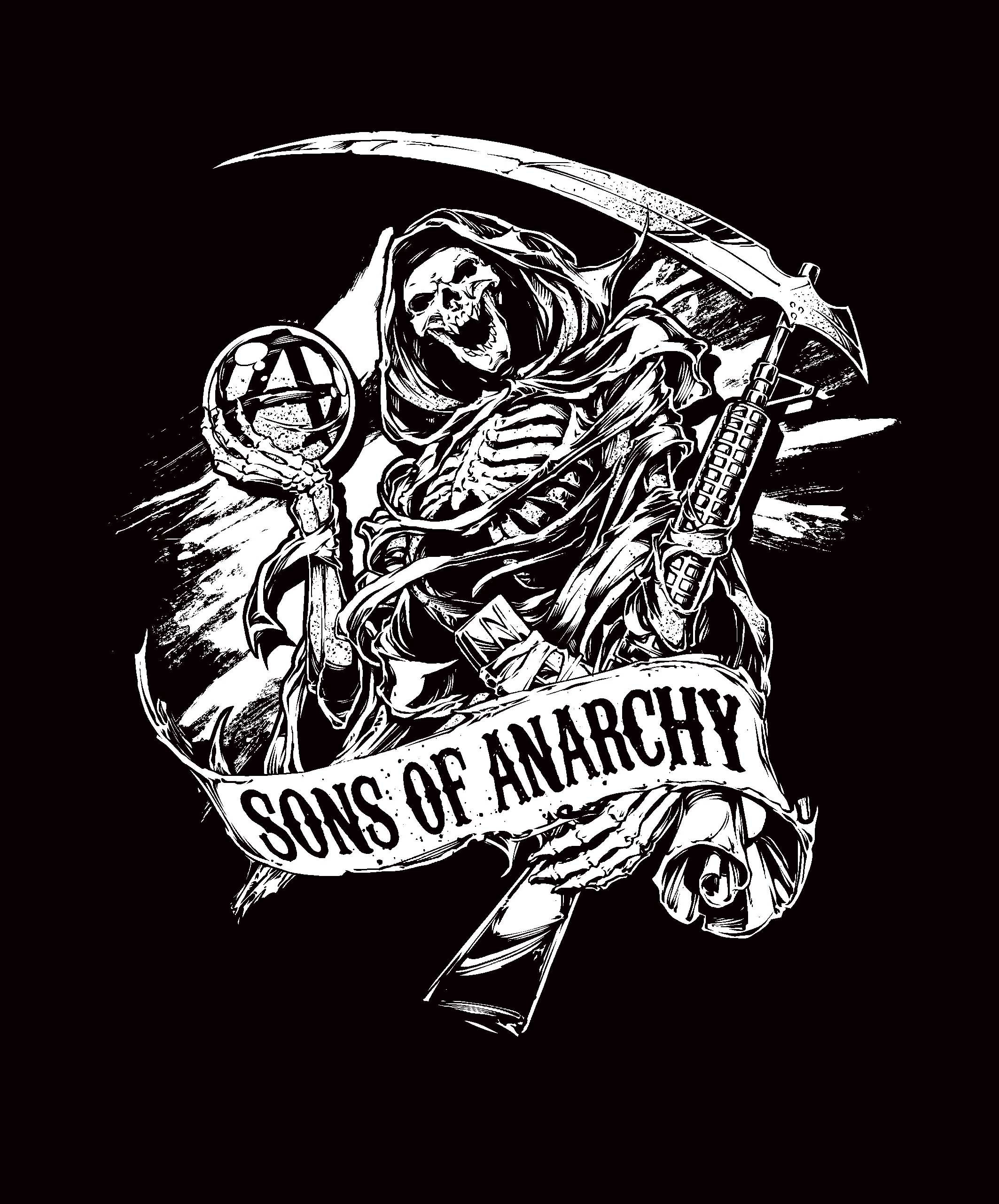 24 Room Ideas Sons Of Anarchy Anarchy Sons Of Anarchy Reaper
