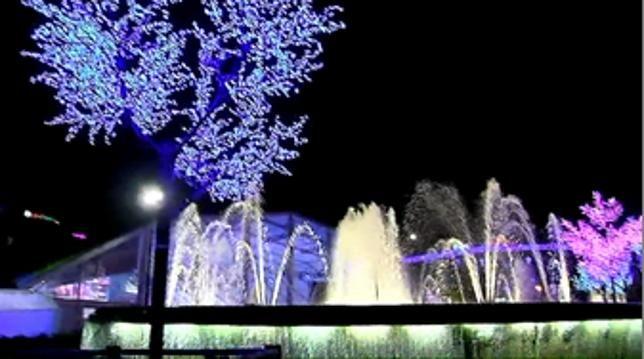 Las luces de Navidad iluminan las principales ciudades españolas - Luces De Navidad