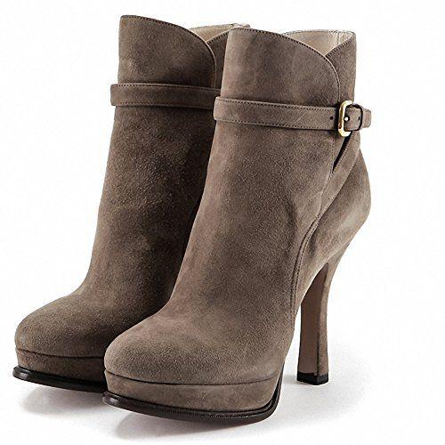 (プラダ) PRADA Women's Boots 1TP123 VISONE レディーズ ブーツ 1TP123X... https:
