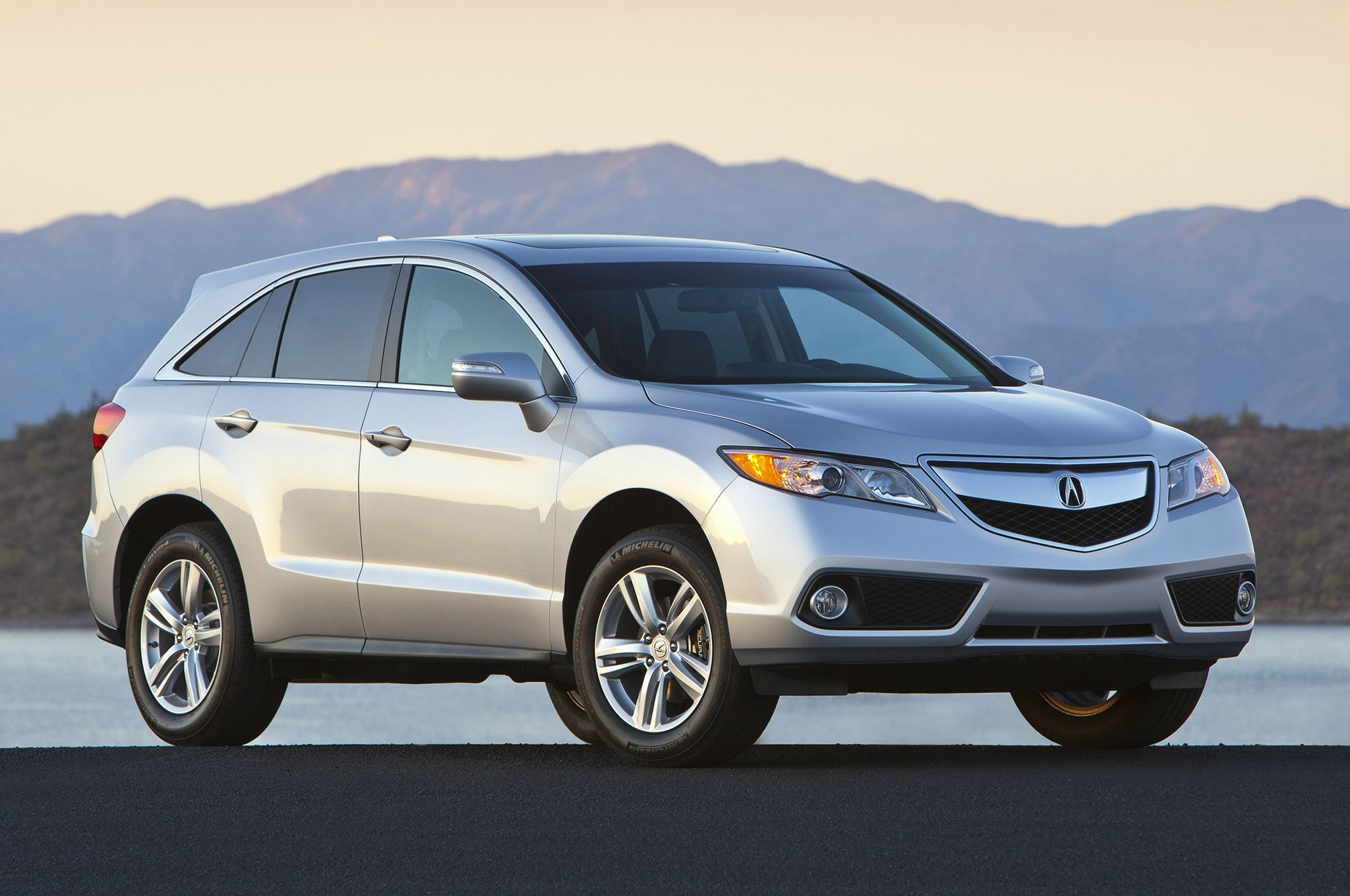 2014 acura rdx owners manual
