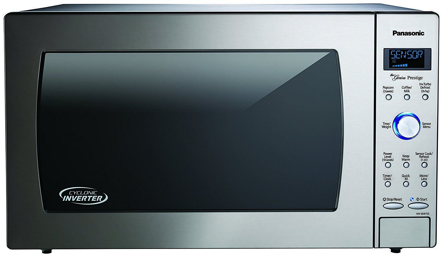 Cyclonic Microwave Appliances : new
