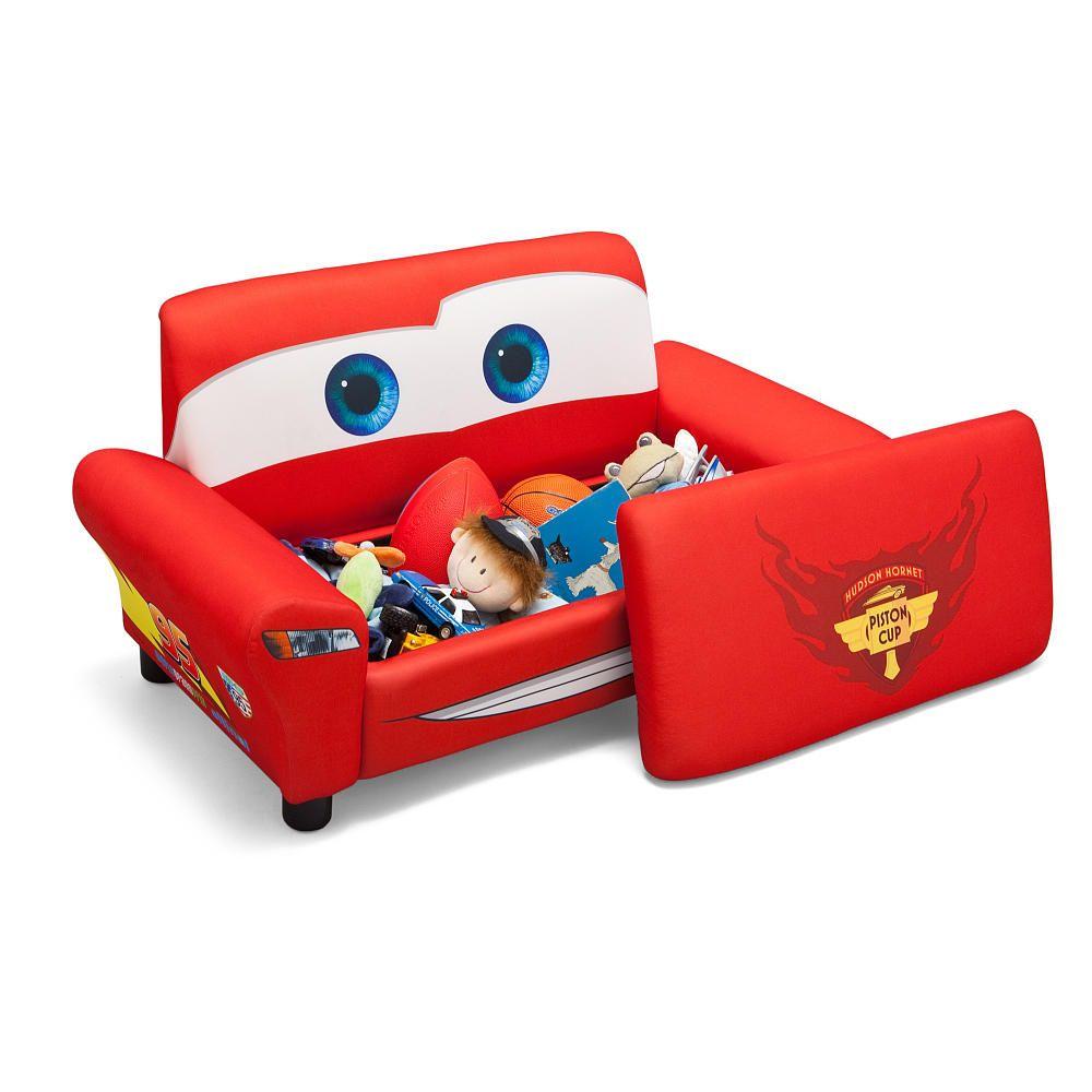 Disney Pixar Cars Sofa With Storage Delta Toys Quot R Quot Us