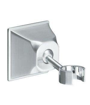 Kohler K422g Memoirs Adjustable Wallmount Bracket Brushed Chrome For More Information Visit Im Shower Holder Kitchen Faucet Diy Home Improvement