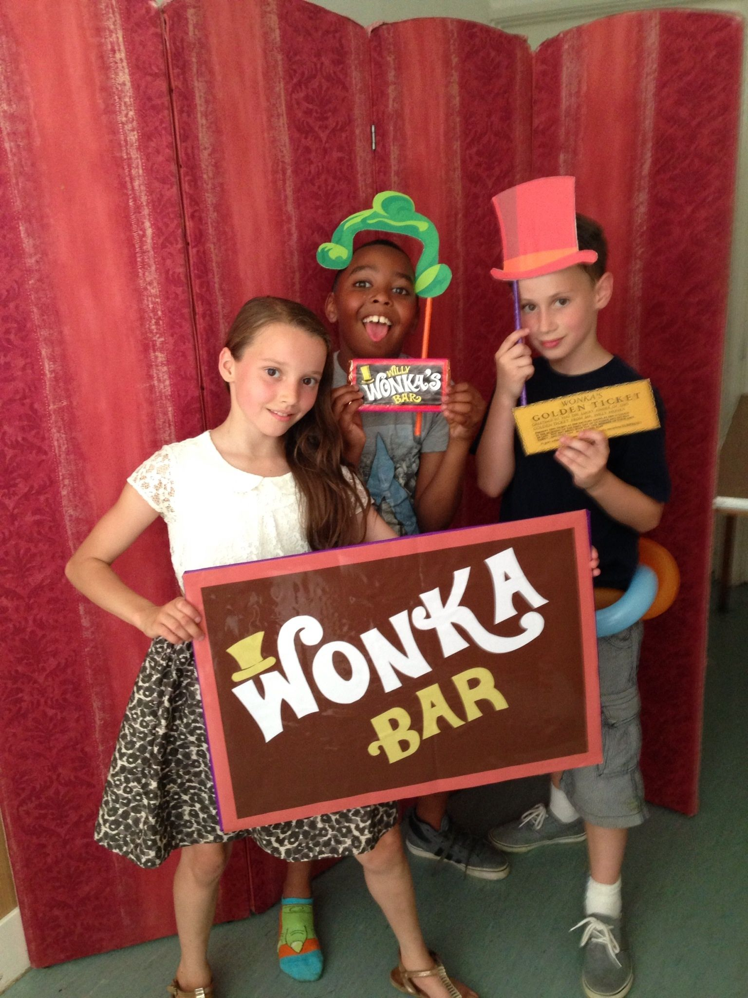 Pin On Let S Party Willy Wonka