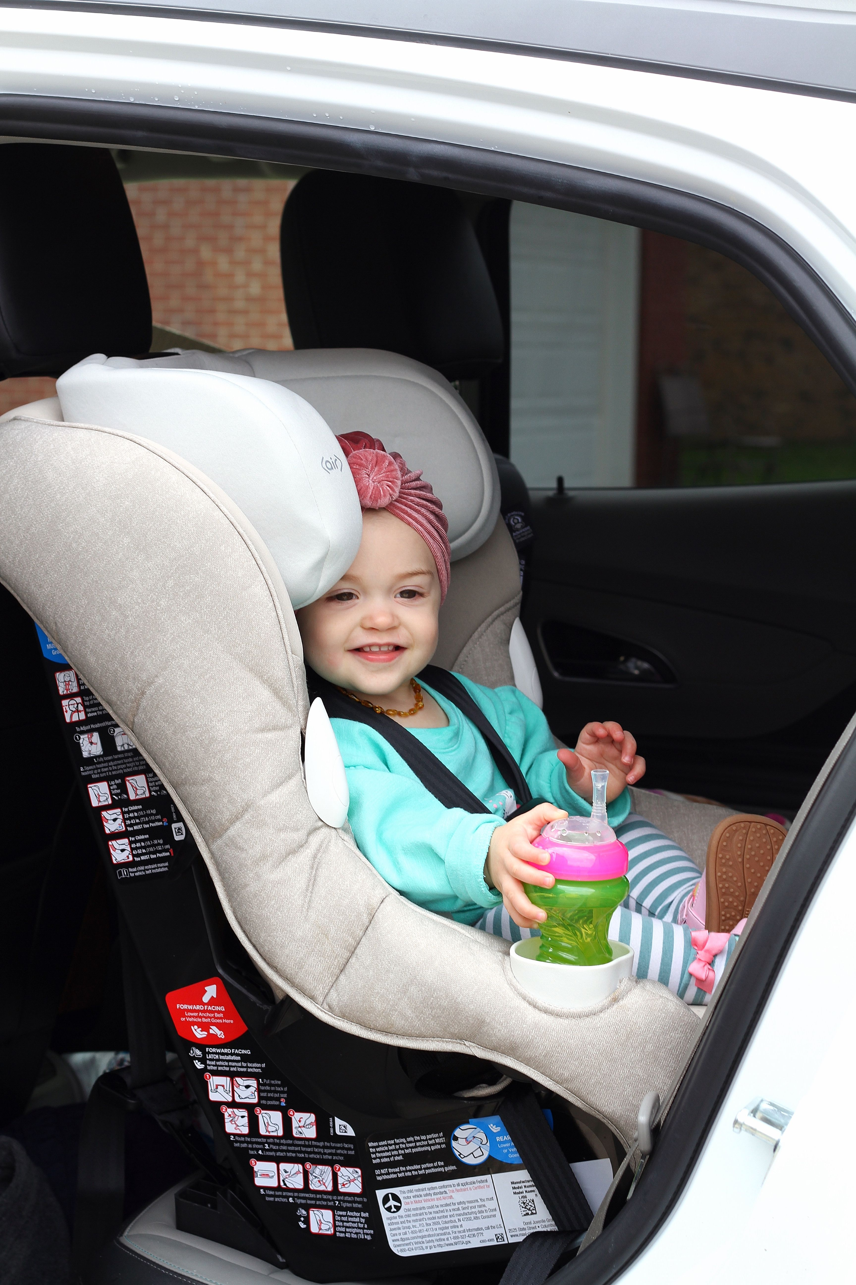 Best Toddler Car seat Brand is by far Maxi Cosi!! Cora