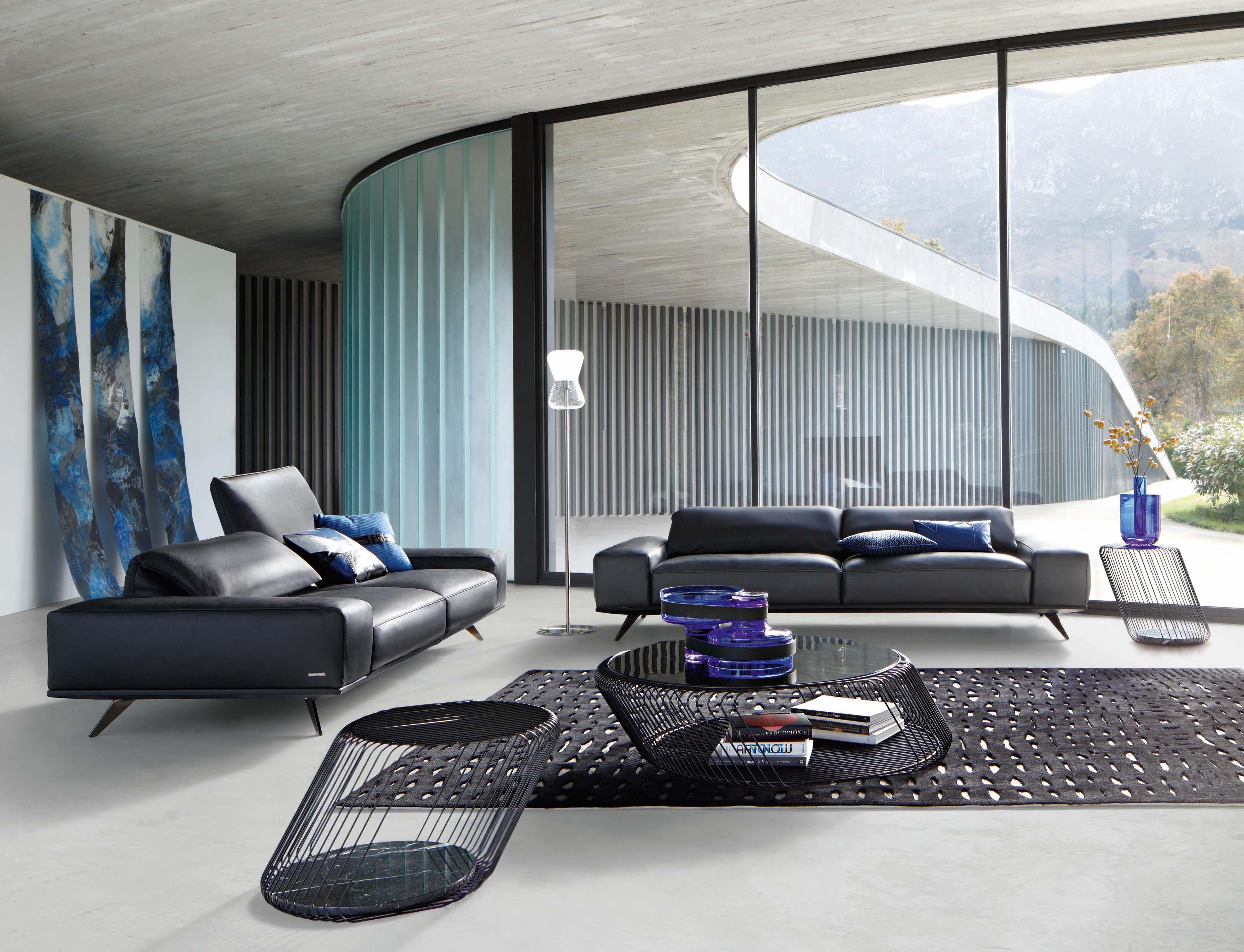 Bobois Mobili ~ Roche bobois reflexion seat sofa design philippe bouix