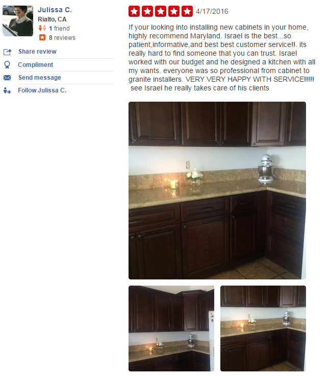 Customer Review for Buy Cabinet Direct!! | Buy cabinets ...