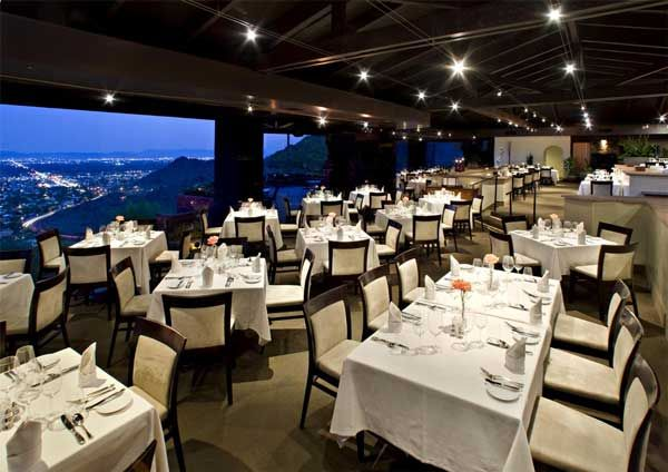 Discover Phoenix Area Restaurants With The Best Scenic Views Diffe Pointe Of View Restaurant A