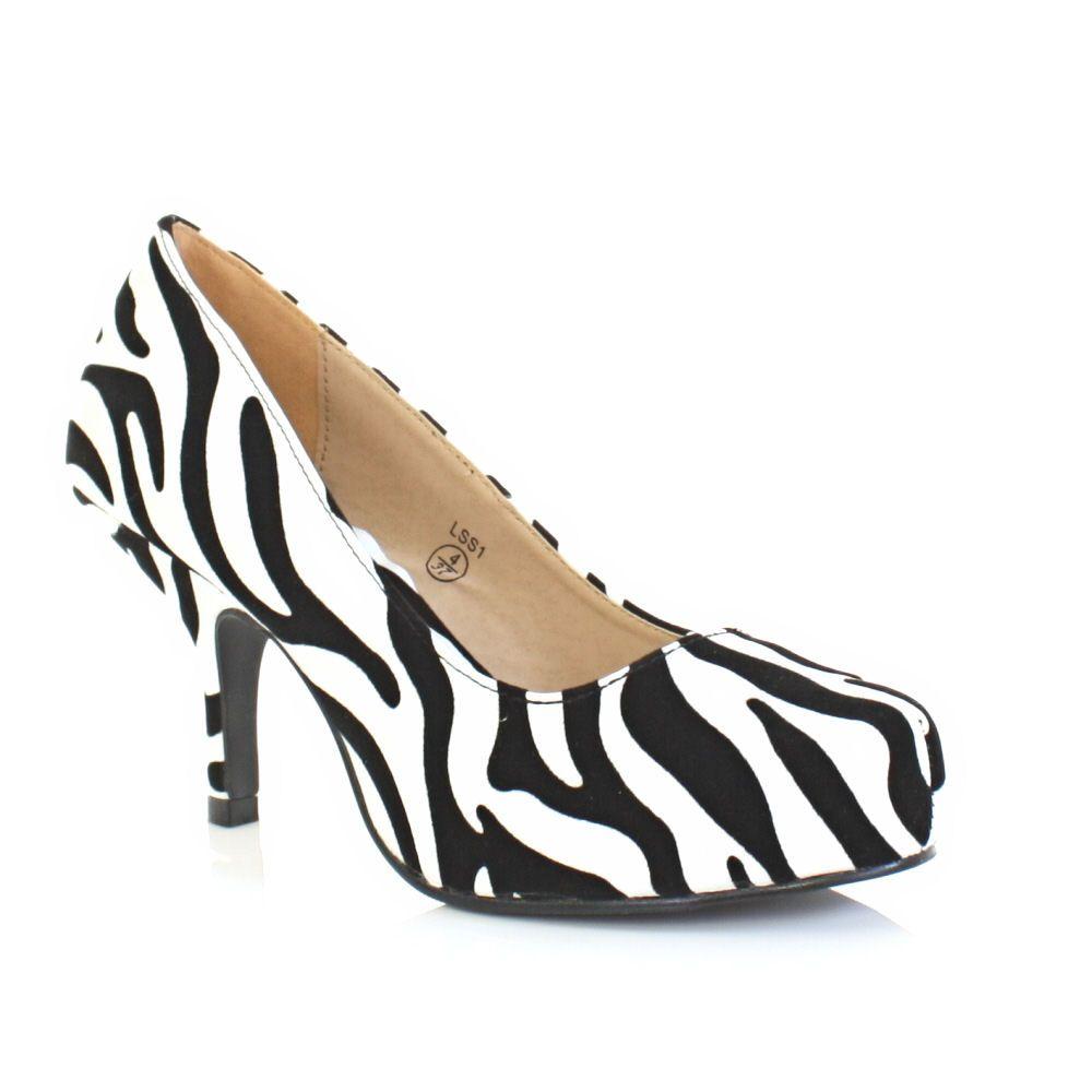 Animal Print Kitten Heels Pointy Toe D Orsay Pumps Leopard Print Heels Heels Kitten Heels
