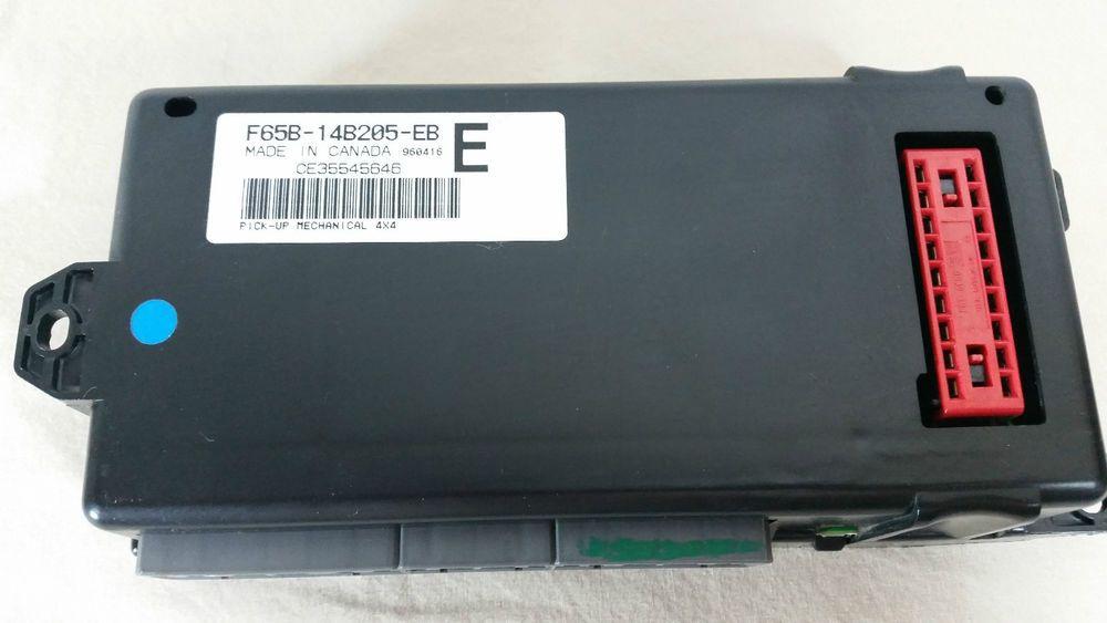 1997 1998 Ford F150 F250 4x4 Gem Multifunction Module Oem