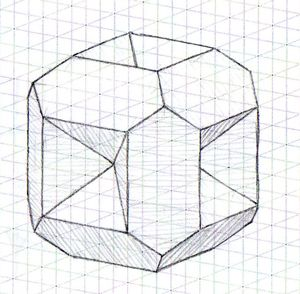 Examples  Platonic Solid Drawings And D