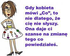 kobieta mówi co, śmieszne teksty #śmieszne #dziewczyny