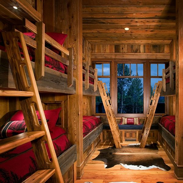 Bring Home Some Inviting Warmth With The Winter Cabin Style | Room ...