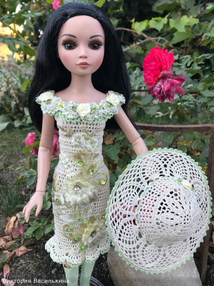 вязание для куклы, вяжу для кукол, вещи …   Барби, Куклы ...