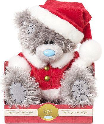 Teddy Weihnachten.Me To You Santa Tatty Teddy Christmas 4me Christmas Teddy Bear