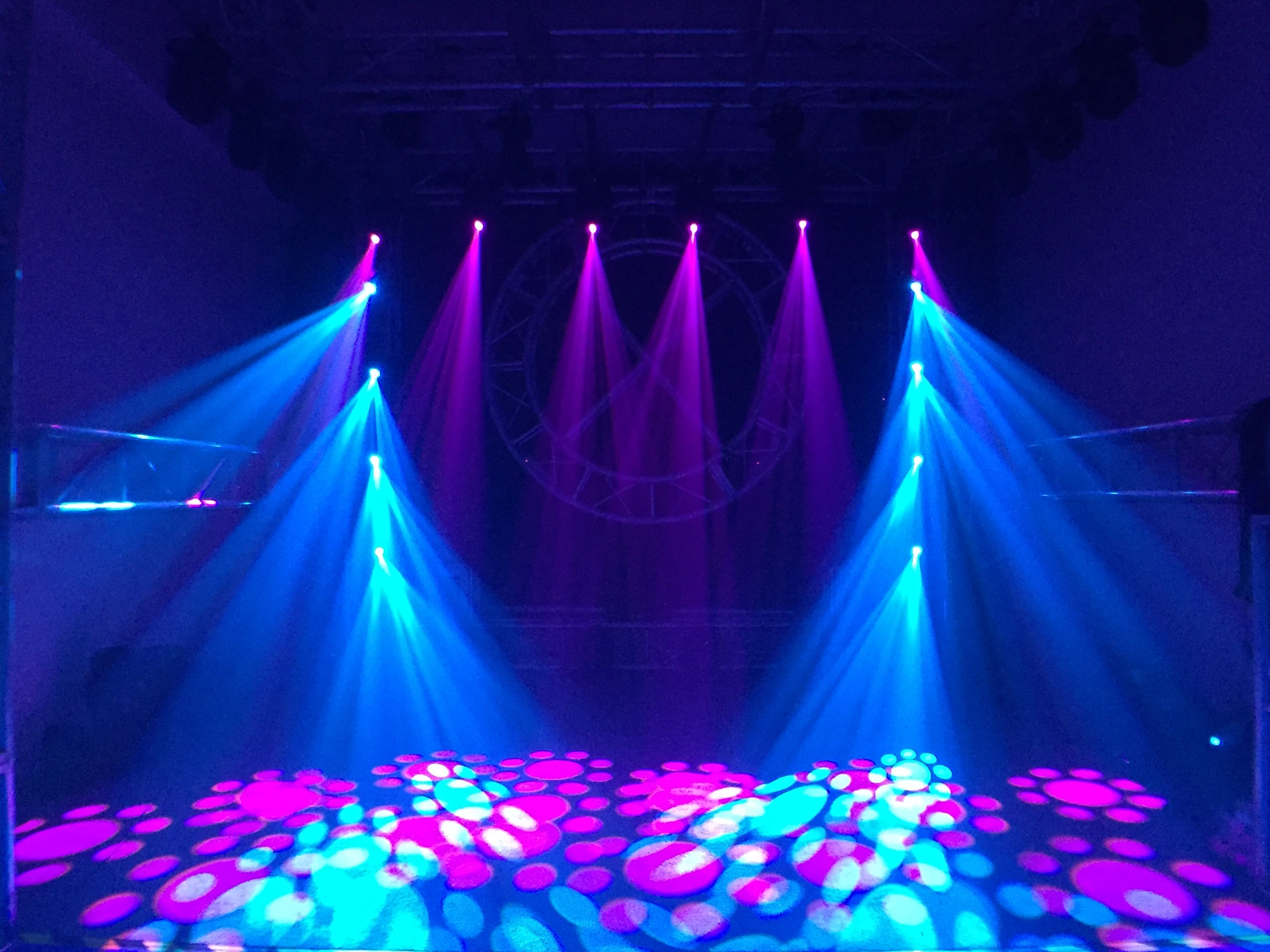 Gy Hitec 60w 90w Spot Led Moving Head For Disco Stage Event