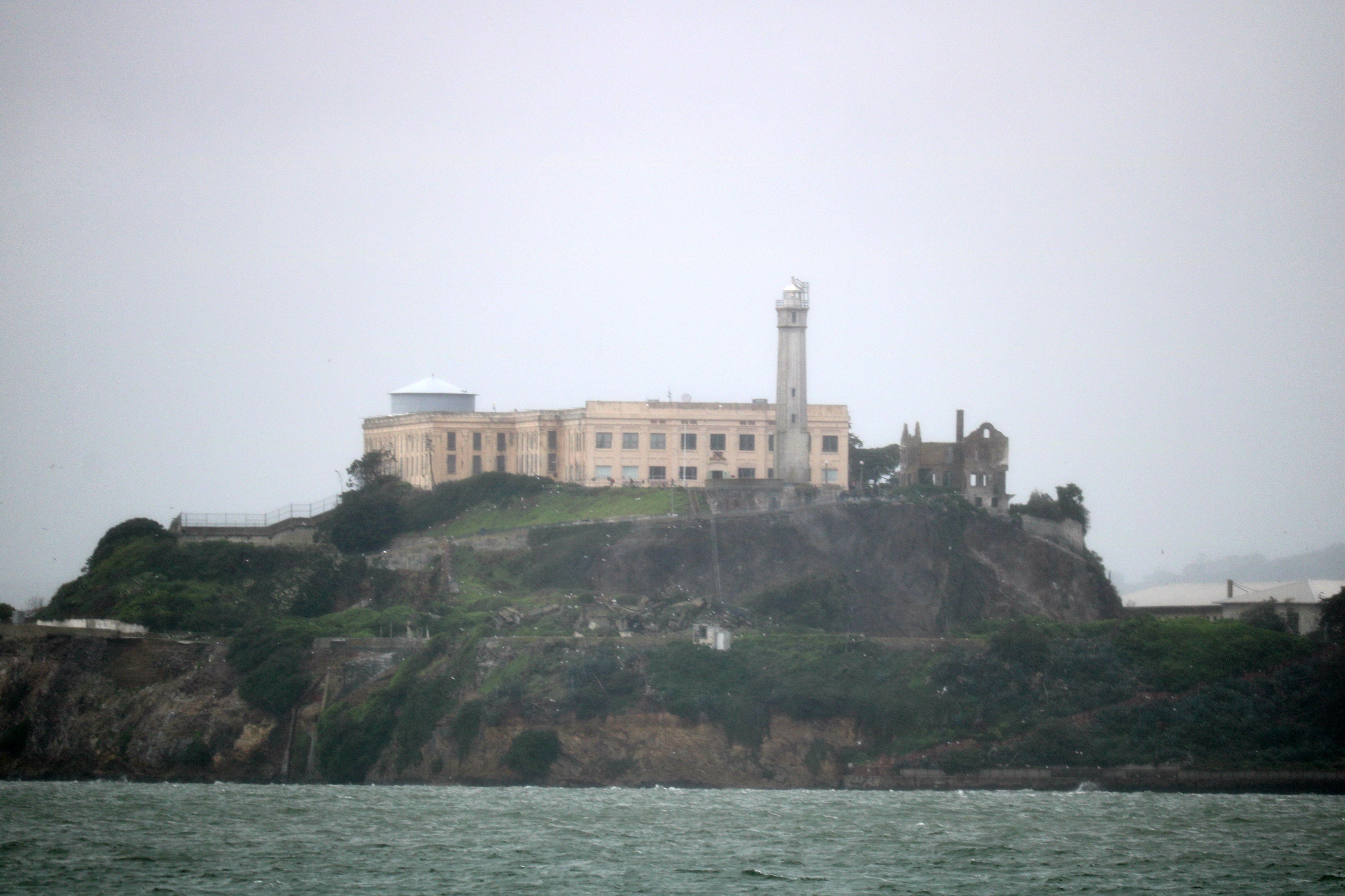 Alcatraz Island San Francisco California Alcatraz Island