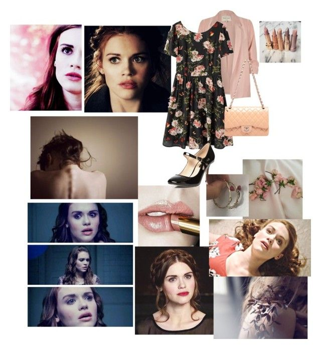"""Teen wolf 3x01 Lydia Martin🌸"" by alex2115 ❤ liked on Polyvore featuring River Island and Dorothy Perkins"