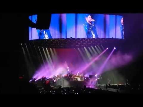Queen Adam Lambert I Want To Break Free Live Budapest 2017