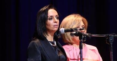رئيس قومى المرأة البنك المركزى أول بنك في العالم يساهم فى النهوض بالمرأة Concert