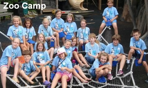 Zoo Camp! Be part of one of the most educational and entertaining day camp experiences! For more information or to register please visit http://www.mnzoo.org/education/education_kidsFamilies_ZooCamp.asp
