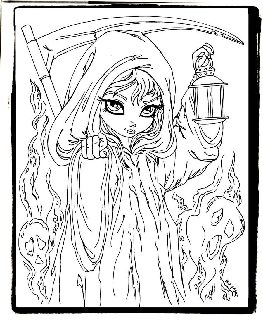 Free Printable Coraline Coloring Pages As Well As Coraline Coloring Pages Online Plus Coraline Col Halloween Coloring Pages Coloring Pages Fairy Coloring Pages
