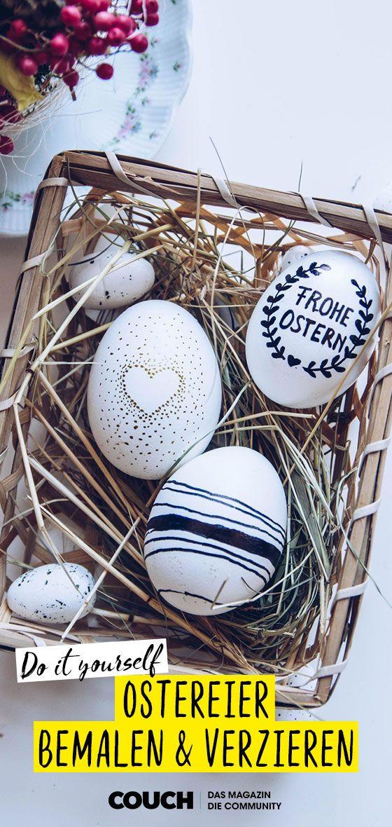 Ostern: Finde Ideen und Bilder in der COUCH Community