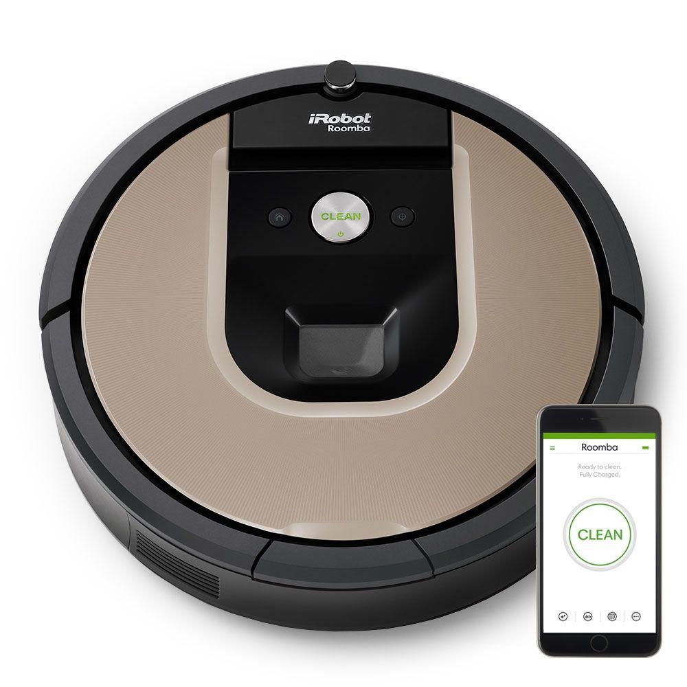 Irobot Roomba 966 Vacuuming Robot Irobot roomba, Irobot