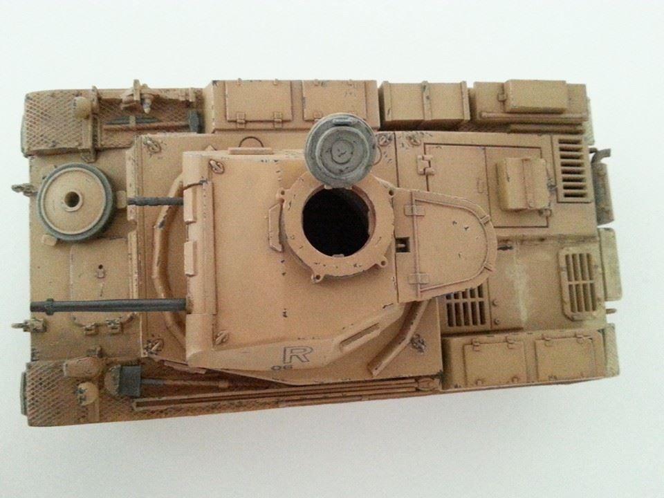 Tamiya Panzer II Ausf G