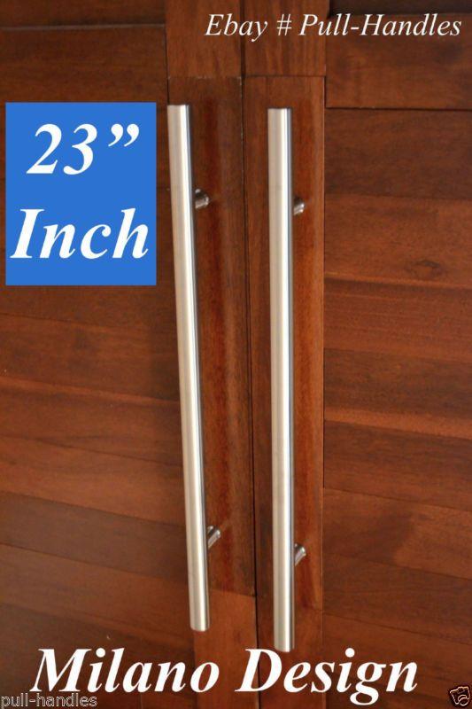 23 Pull Push Long Modern Door Handle Entrance Entry Stainless Steel Glass Door Handles Modern Door Pull Handles Door Handles