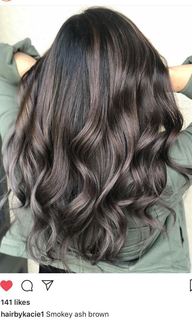 Pin By Kayla Whitman On Hair Ash Brown Hair Balayage Hair Styles Brown Hair Balayage