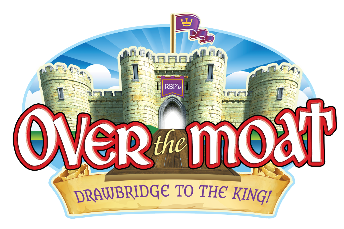 Download The Logo For Free Over The Moat Vbs