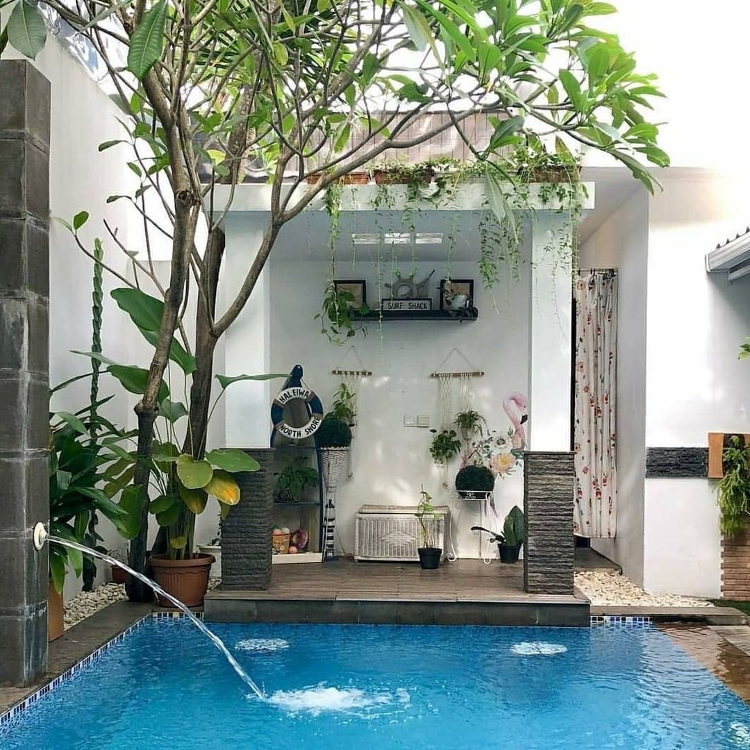 Desain Interior Kolam Renang Indoor Cek Bahan Bangunan