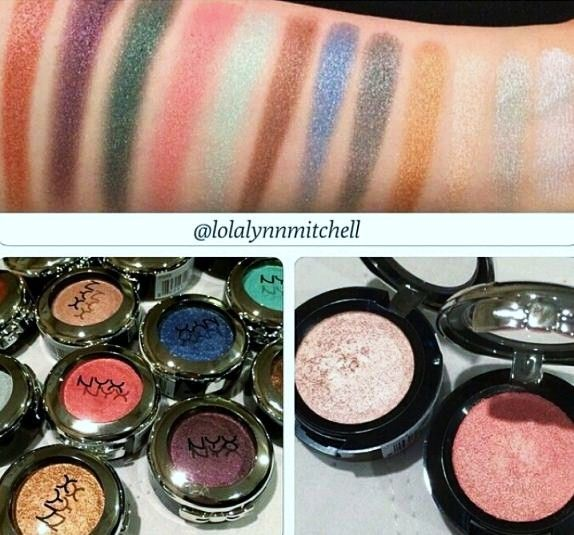 Nouveau Cheap Swatches New Nyx Spring 2015 Prismatic