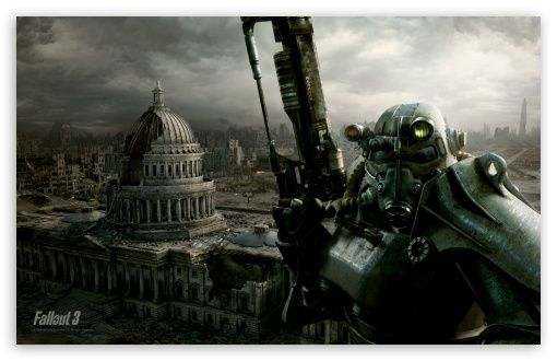 Download Fallout 3 Hd Wallpaper Fallout Wallpaper Fallout 3 Fallout Game