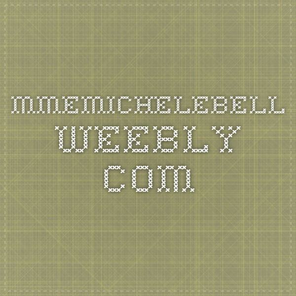 mmemichelebell.weebly.com