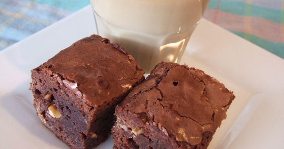 作り方 チョコ ブラウニー