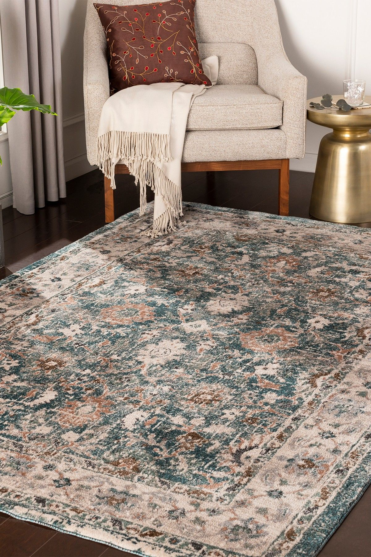 Surya Home Soft Touch Rug Multi Is Now 40 43 Off Free Shipping On Orders Over 100 Living Room Little Farm City Rugs Animal Print Rug Home Decor