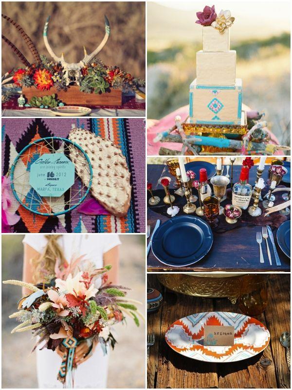 Inspiration. Navajo wedding | Wedding | Pinterest | Bodas de cuento ...