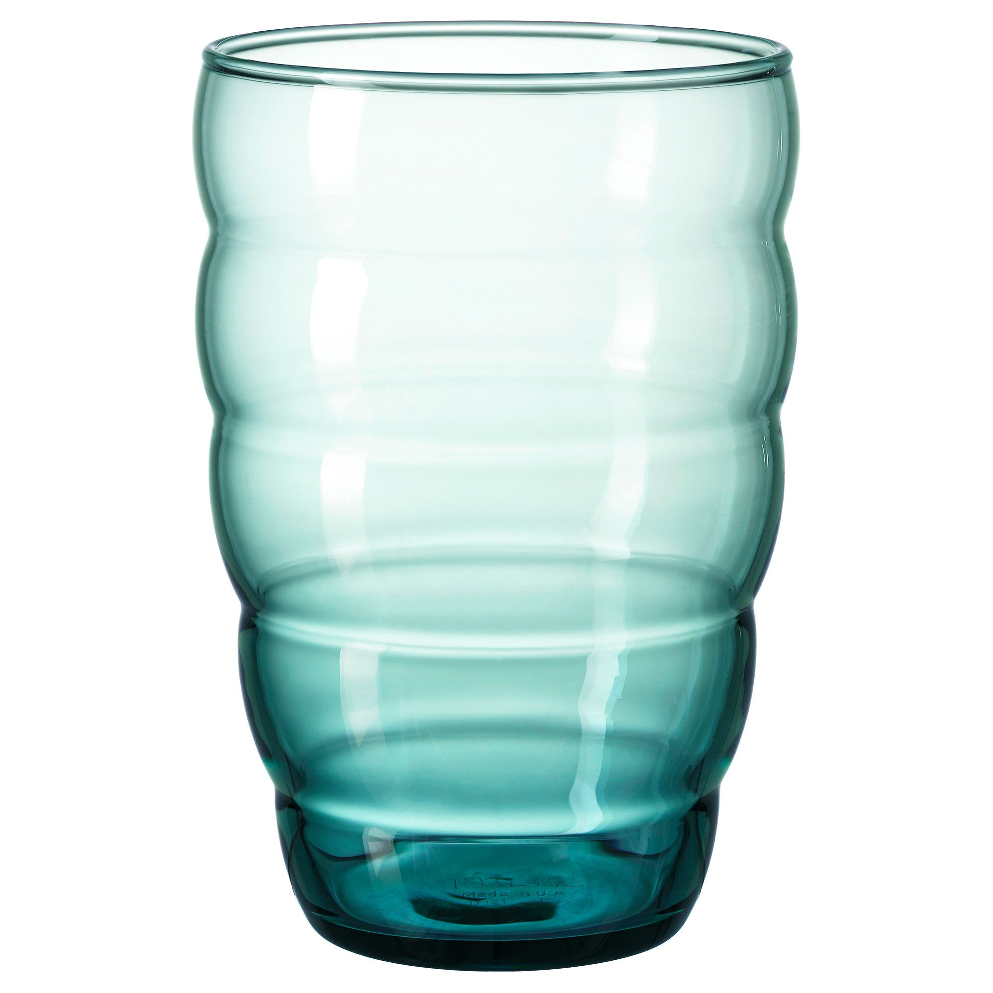 SKOJA Glass - IKEA - to go with the turquoise plates... :) | Would ...