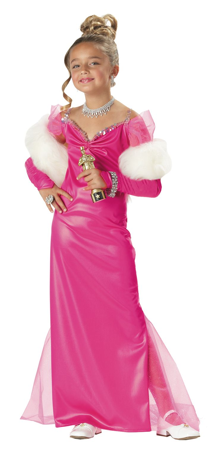 Hollywood Starlet Costume @Fantasypartys