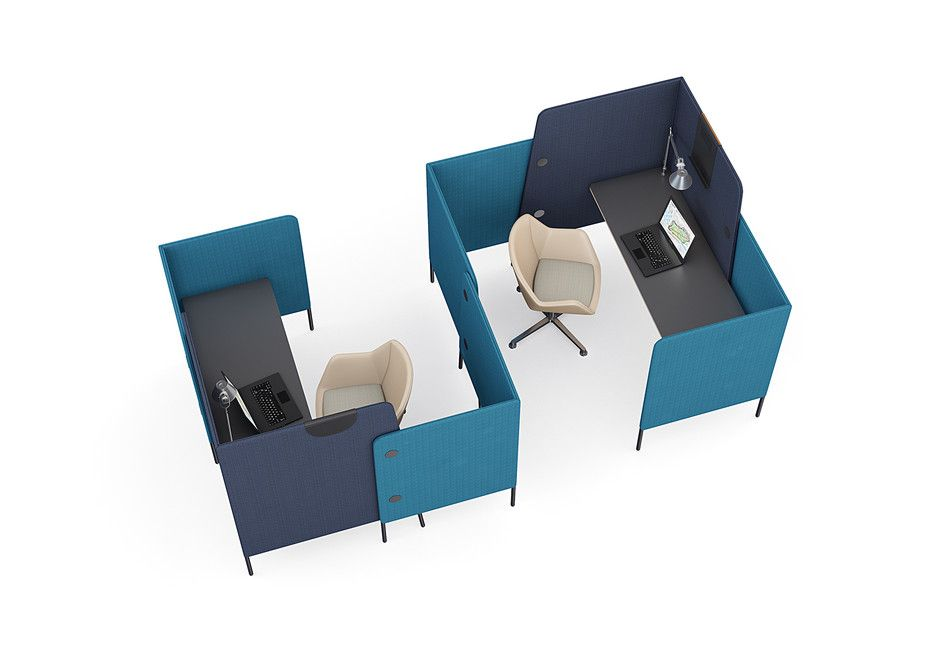 M.zone bureaux & rangements produits concept wiesner hager