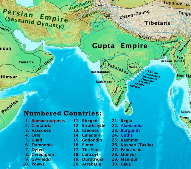 The Changing Map Of India From 1 Ad To The 20th Century Battles Were Fought Territories Were Drawn And Re Drawn A India Map Ancient India Map India World Map