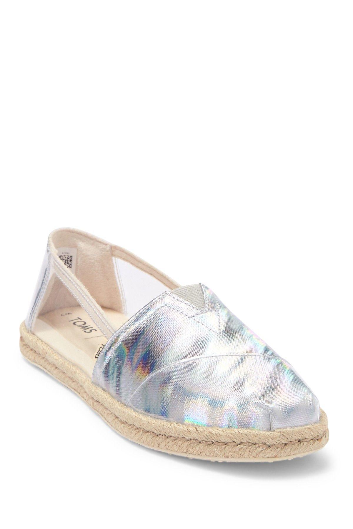 TOMS | Alpargata Slip-On Espadrille Shoe #nordstromrack