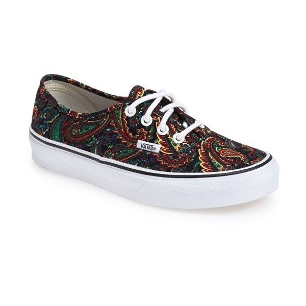 9e0a152877c2f5 Vans Authentic Paisley Print Sneaker and other apparel