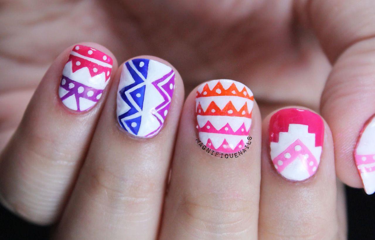 Nail Art | Tumblr | nails | Pinterest | kurz Nägel Designs, kurze ...